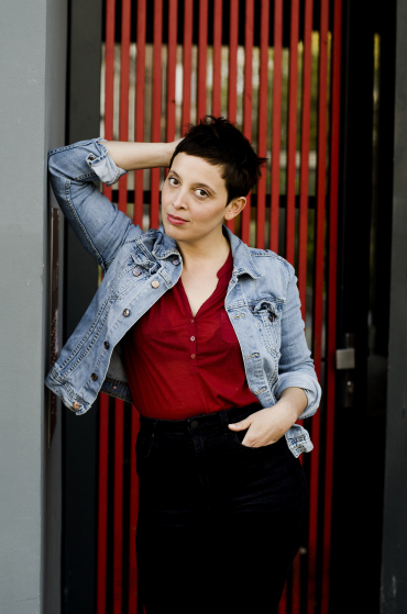 Melanie Schmidli Ganzkörper