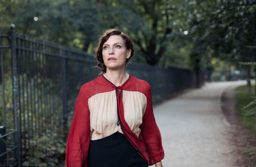 Nina Kronjäger © Sven Serkis